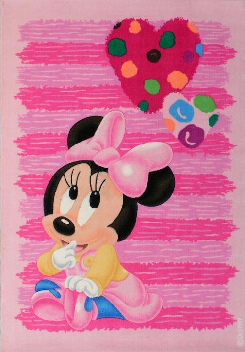 Dywan Disney dla dziecka zalergią