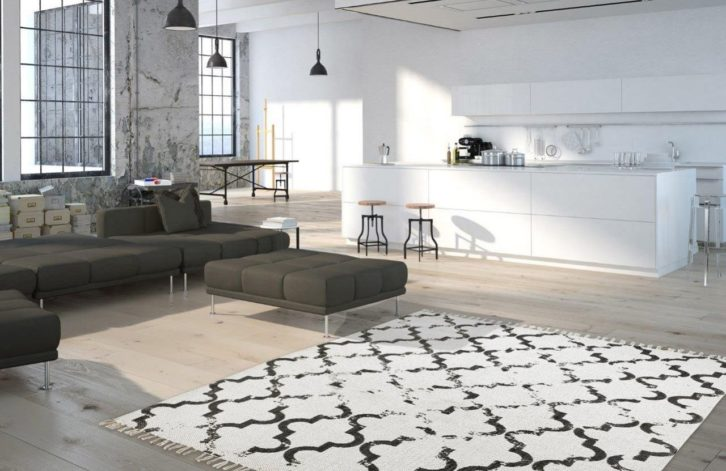 Dywan Obsession Stockholm Sto 341 Anthracite