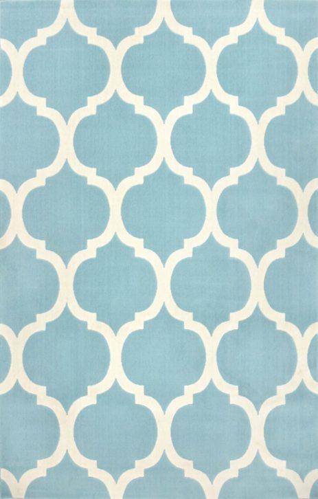 Koniczyna marokańska - dywan pastelowy