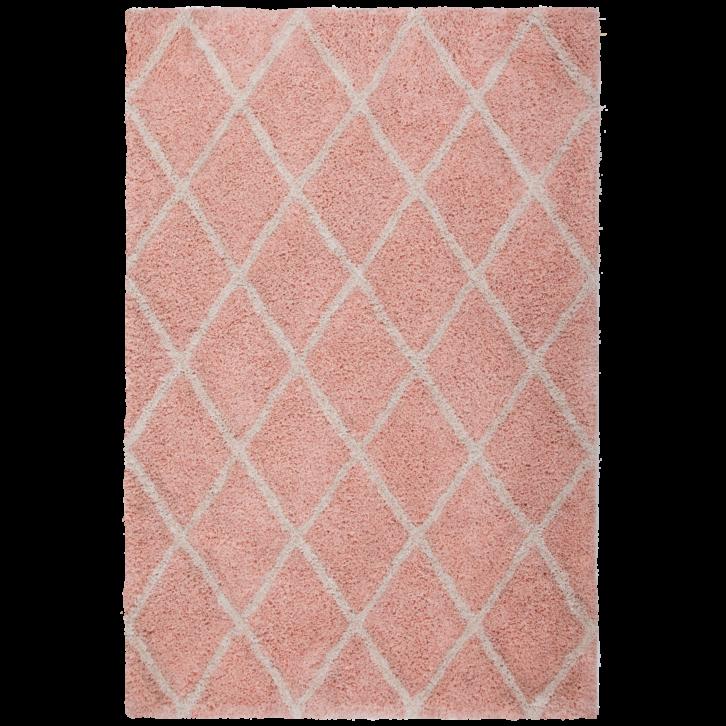 Miękki iprzytulny dywan pastelowy