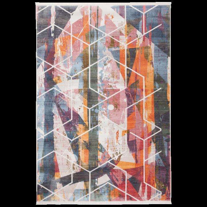 Wielkoformatowy dywan ogęstym, sprężystym runie